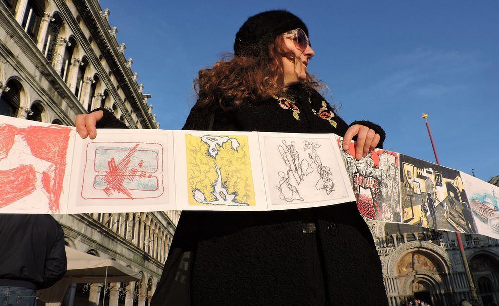 Edizioni d 39 arte biblioteca nazionale marciana for Venezia mostre 2017