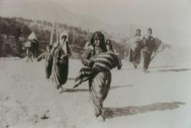 Madri armene deportate