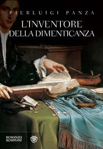 Copertina del romanzo di Pierluigi Panza