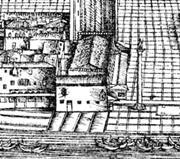 La Biblioteca Marciana nella Veduta di Jacopo De Barbari (1500)