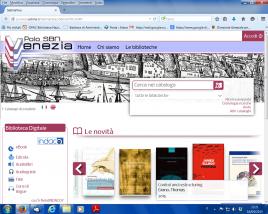 Home-page Sebina You Polo Sbn Veneziano