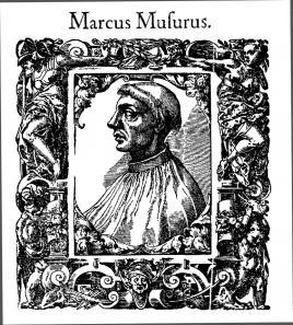 Ritratto di M. Musurus