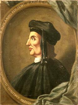 Gioseffo_ ZARLINO-Ignoto artista veneto (XVIII sec.)
