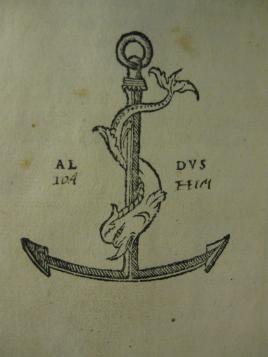 Plinius, Epistolarum libri decem (Venezia, Aldo Manuzio & Andrea Torresani, 1508) Aix-en-Provence, Bibliothèque Méjanes, C. 7896