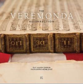 Copertina del libro: The Veremonda Resurrection di Allison Zurfluh, con fotografie di Michel Juvet