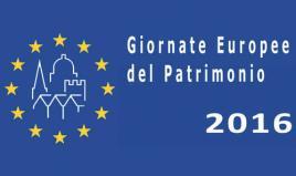 Logo: Giornate Europee del Patrimonio 2016