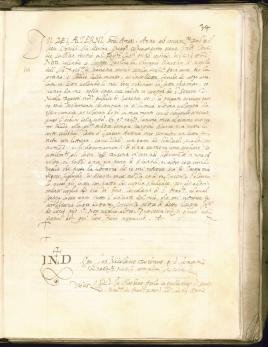 Notarile, Testamenti, busta 345, notaio Giovanni Nicola Doglioni.