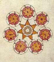 Chaos veterum (part.) Cod. Marc. Lat. VI,305(=2424), sec. XVII, c. 4r: