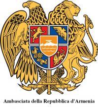 Logo Ambasciata della Repubblica Armena