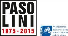 Logo Pasolini 1975-2015