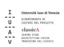 Logo Iuav, Dipartimento di Culture del Progetto, Centro studi classicA
