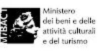 Logo Ministero dei beni e le attività culturali e del turismo